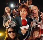 Periodistas agresivos