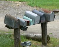 snail-mail terminal