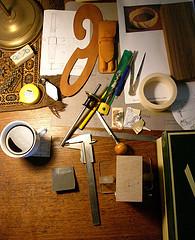 Herramientas de luthier
