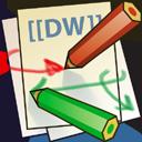 Dokuwiki logo