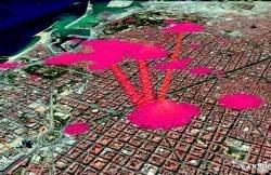 Rutas turísticas en Barcelona