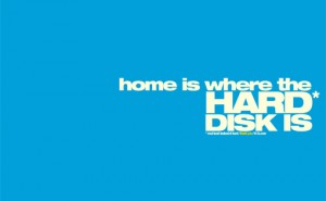 Home is where hadr disk is
