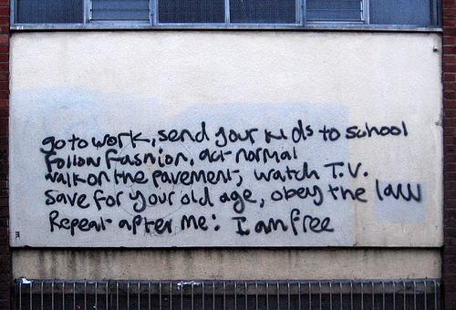 I\'m free