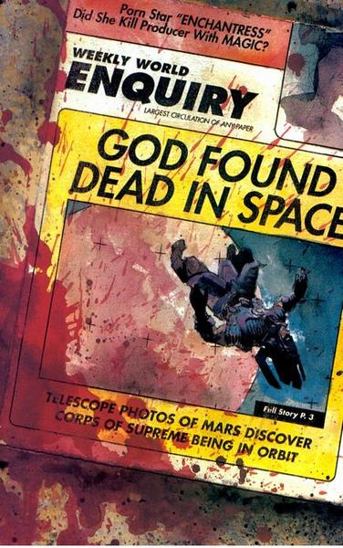 God found dead
