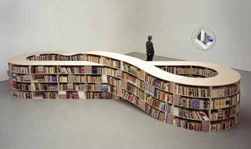 la biblioteca infinita